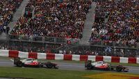 Button Hamilton GP Kanada 2011