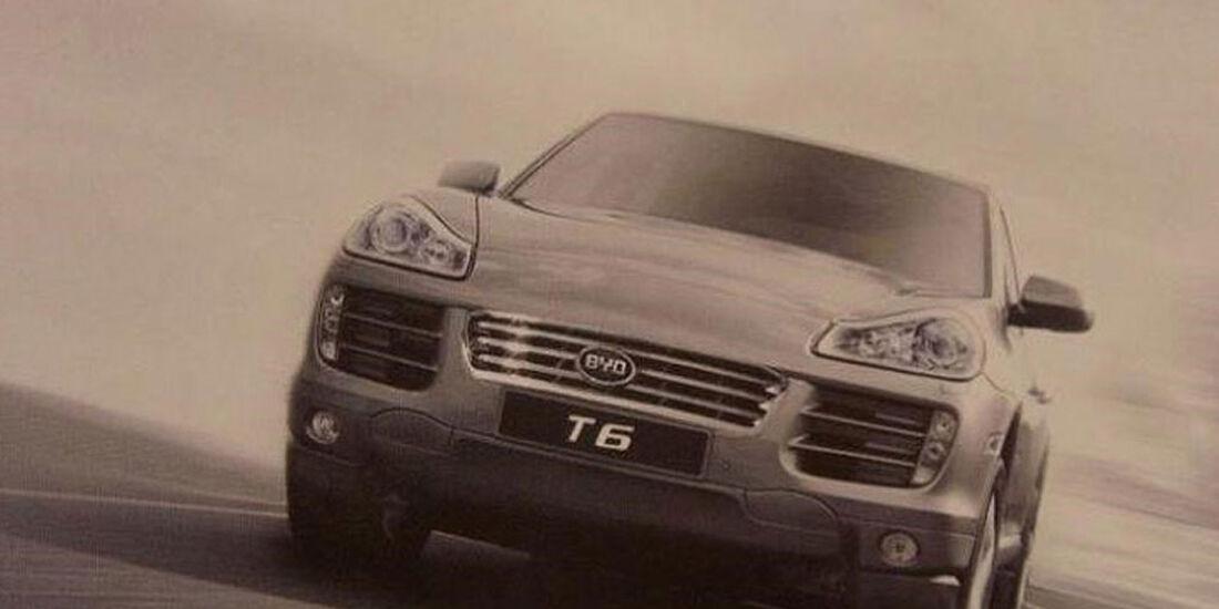 Byd T6