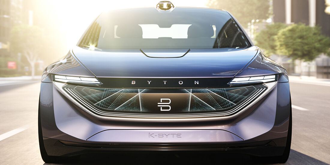 Byton K-Byte Concept