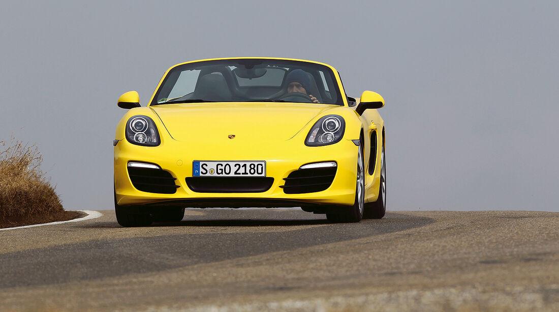 Cabrio, Porsche Boxster
