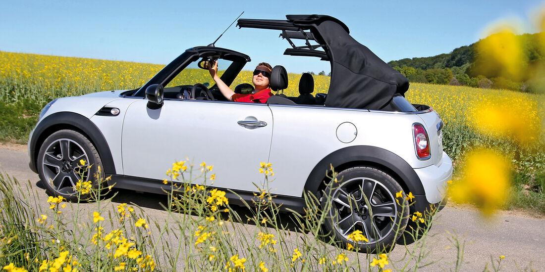 Cabrio Verdecke Beachten Sie Die öffnungszeiten Auto Motor Und Sport
