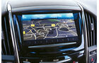 Cadillac ATS 2.0 Turbo, Navi, Display