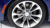 Cadillac ATS Coupé, Detroit Motor Show, NAIAS, Felgen