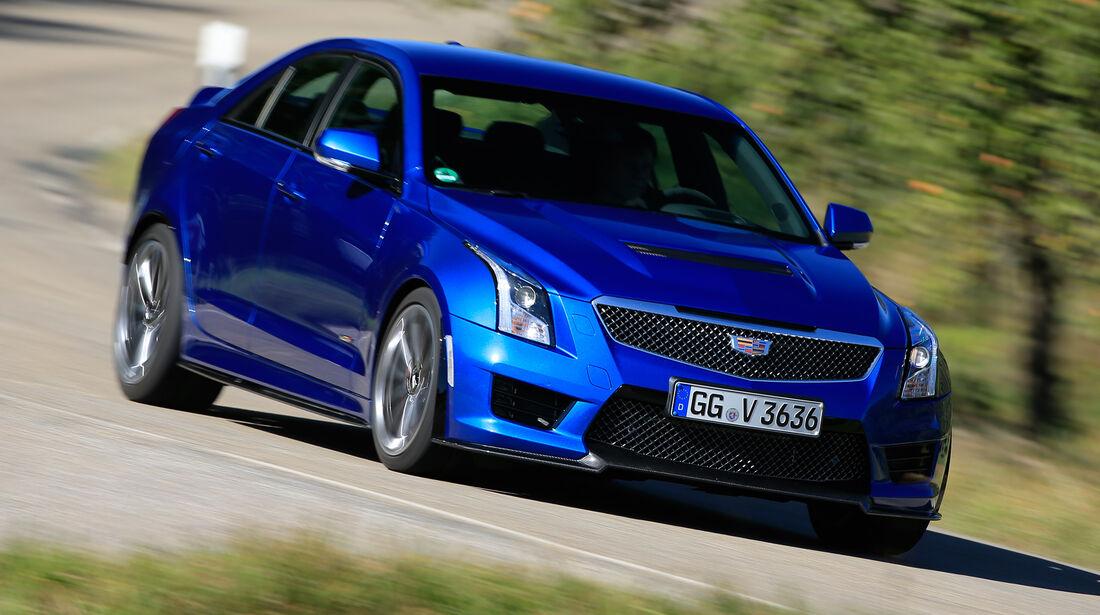 Cadillac ATS-V, Frontansicht