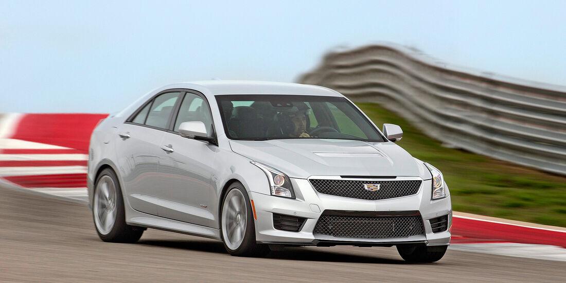 Cadillac ATS-V - Serie - Limousinen bis 100000 Euro - sport auto Award 2019