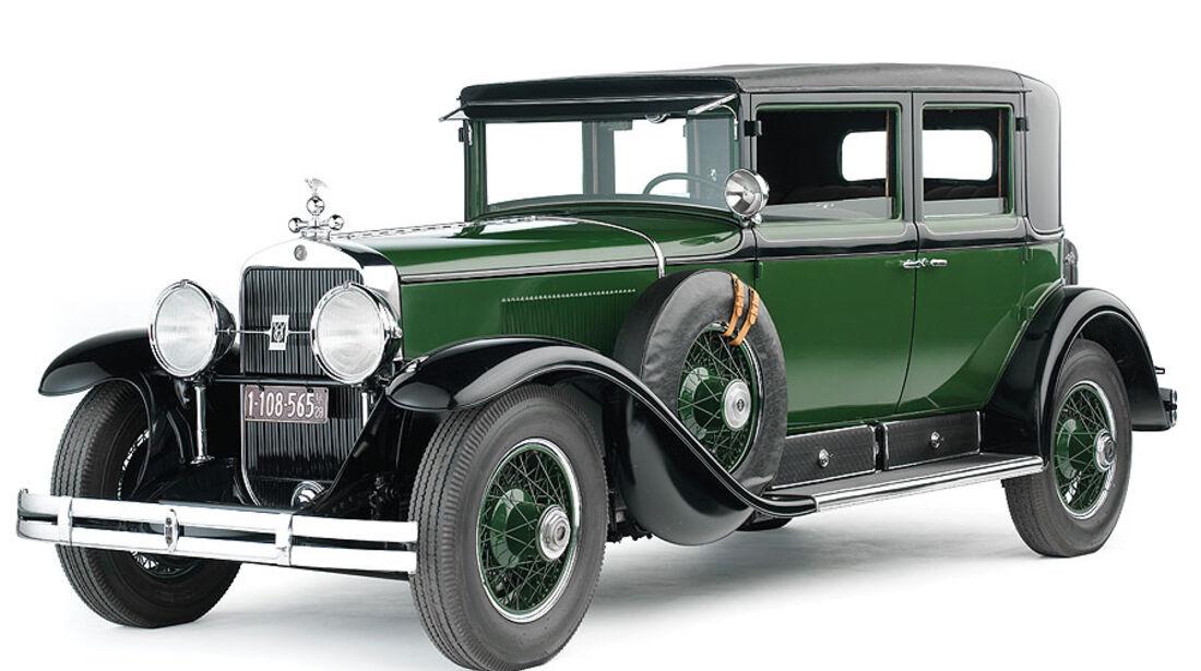 "Cadillac """"Al Capone"""" Town Sedan"