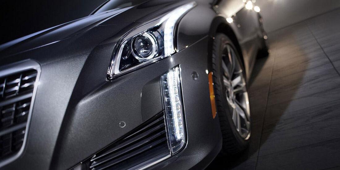 Cadillac CTS 2013