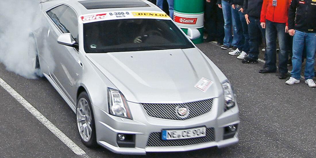Cadillac CTS-V 0-300-0