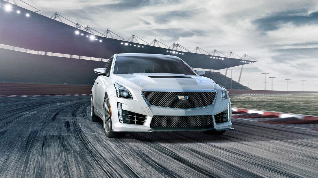 Cadillac CTS-V - Serie - Limousinen ueber 100000 Euro - sport auto Award 2019