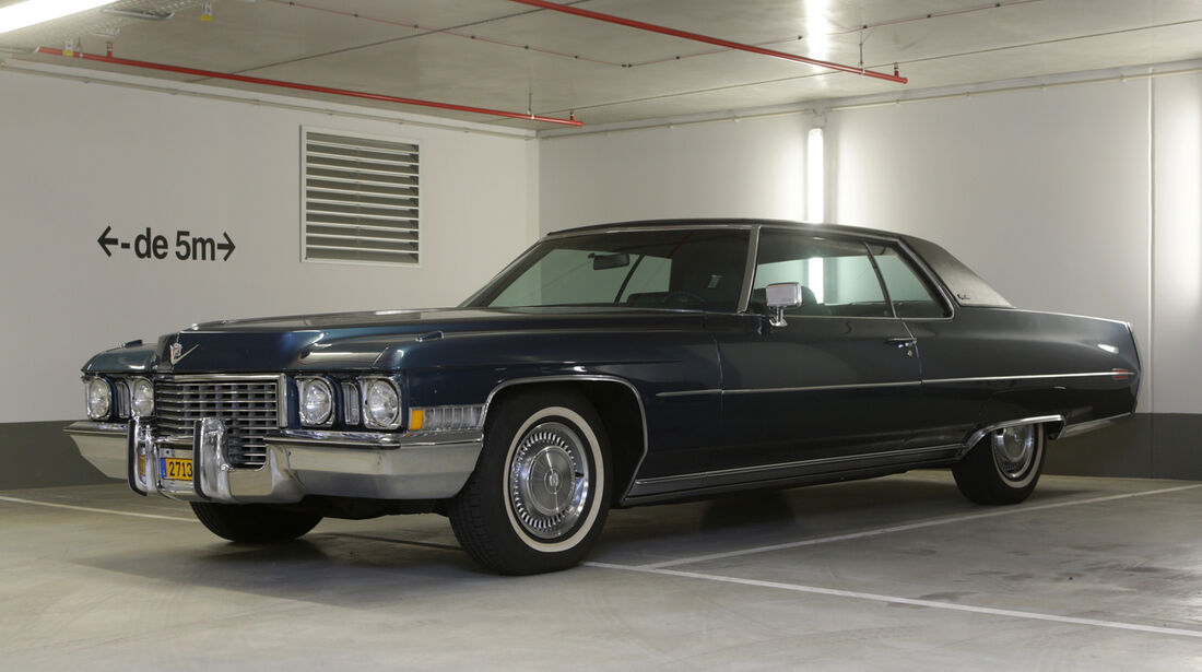 Cadillac Coupé DeVille - Garage Gerard Lopez 2013