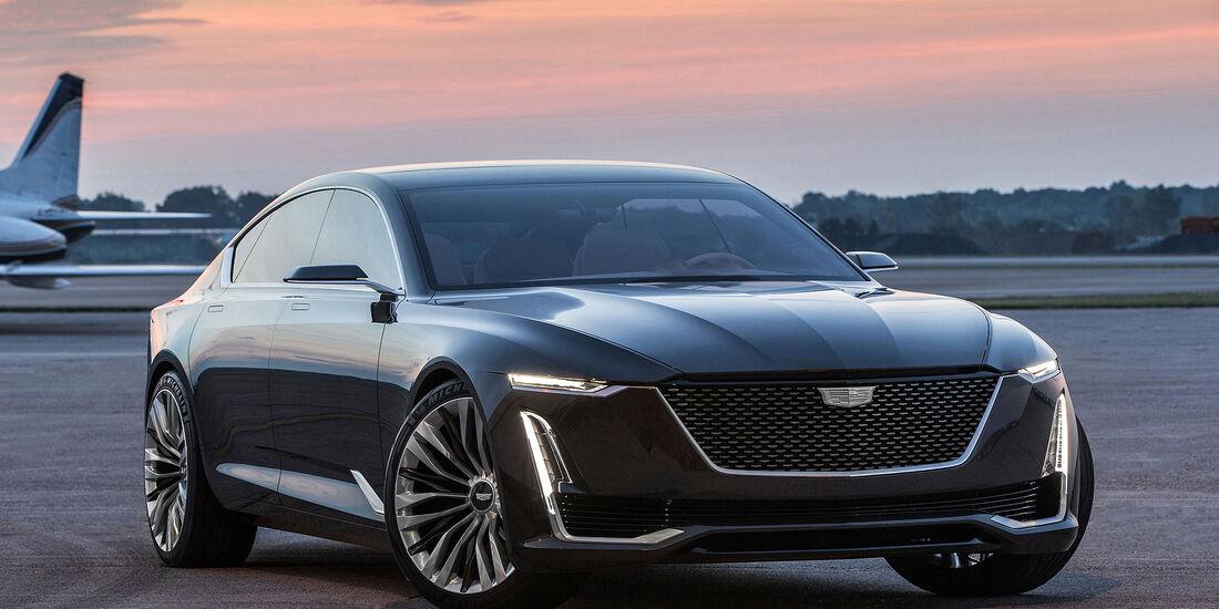 Cadillac Escala Concept Pebble Beach 2016