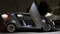 Cadillac Urban Luxury Concept, Schwenktüren