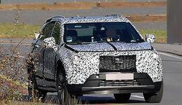Cadillac XT4 Erlkönig