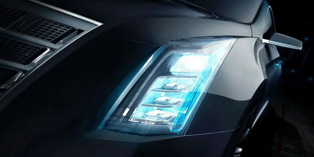 Cadillac XTS Concept