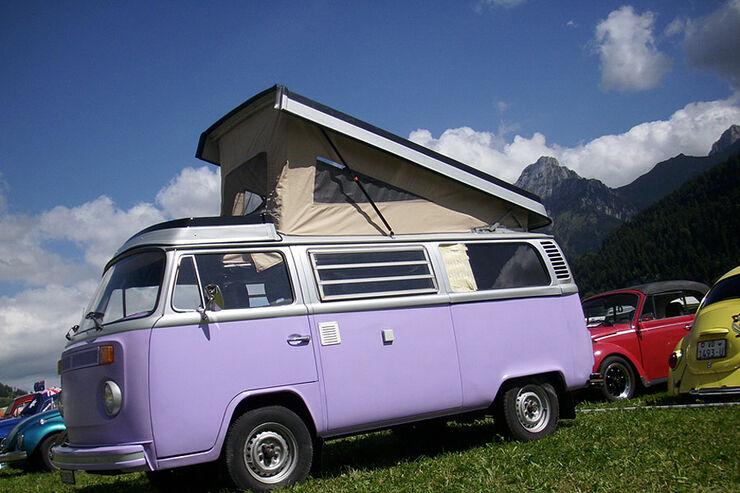 alltagstaugliche campingautos mit klip klap oder hochdach. Black Bedroom Furniture Sets. Home Design Ideas