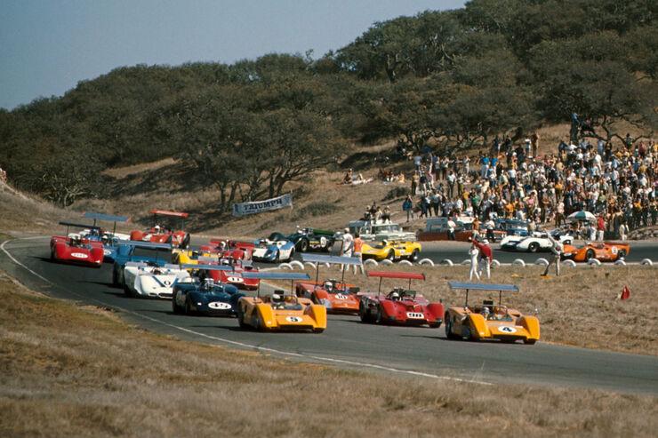 Can-AM Laguna Seca 1969