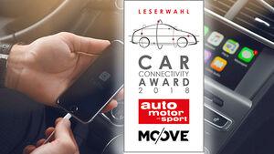 Car Connectivity Award 2018 Teaser