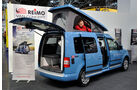 Caravan Salon 2014, Reimo Caddy Camper