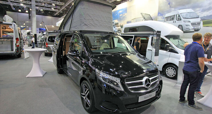 caravan salon 4x4 wohnmobile offroad camper in d sseldorf. Black Bedroom Furniture Sets. Home Design Ideas