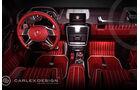 Carlex Design Mercedes G 63 AMG 6x6, Geländewagen, Tuning