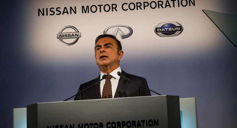 Carlos Ghosn CEO Renault Nissan Group