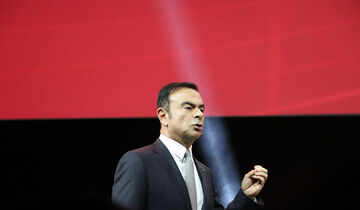 Carlos Ghosn Präsentation Renault Kadjar