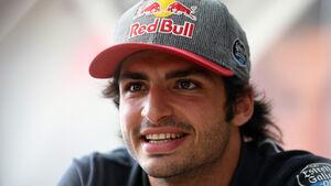 Carlos Sainz - Formel 1 - 2016