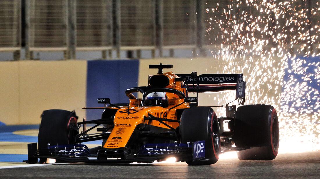 Carlos Sainz - Formel 1 - GP Bahrain 2019