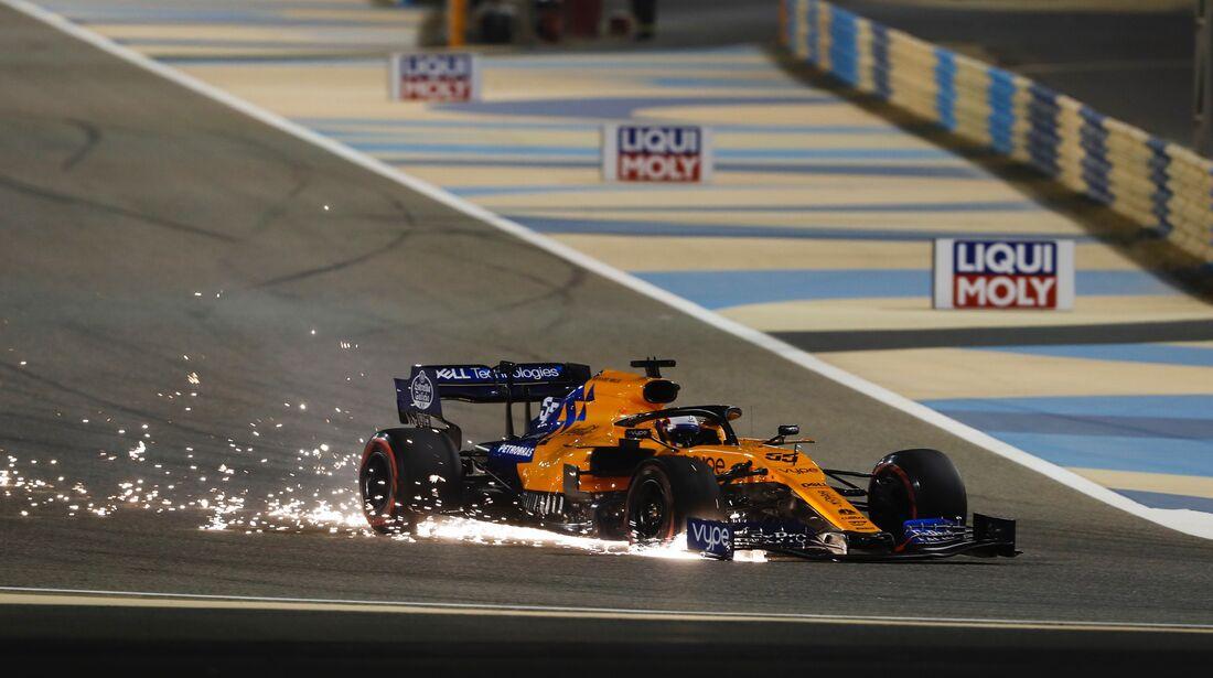 Carlos Sainz - Formel 1 - GP Bahrain - 31. März 2019