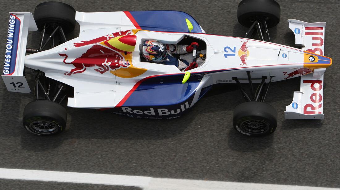 Carlos Sainz - Formel BMW - 2010
