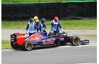 Carlos Sainz - GP Brasilien 2015