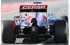 Carlos Sainz Jr. - Toro Rosso - Formel 1-Test - Barcelona - 22. Februar 2015