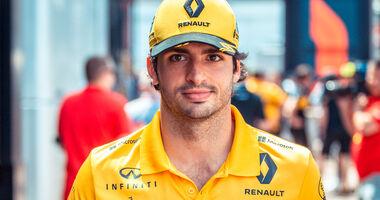 Carlos Sainz - Renault - F1 - 2018