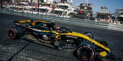 Carlos Sainz - Renault - GP Monaco 2018 - Qualifying