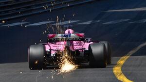Carlos Sainz - Renault - GP Monaco - Formel 1 - Samstag - 26.5.2018