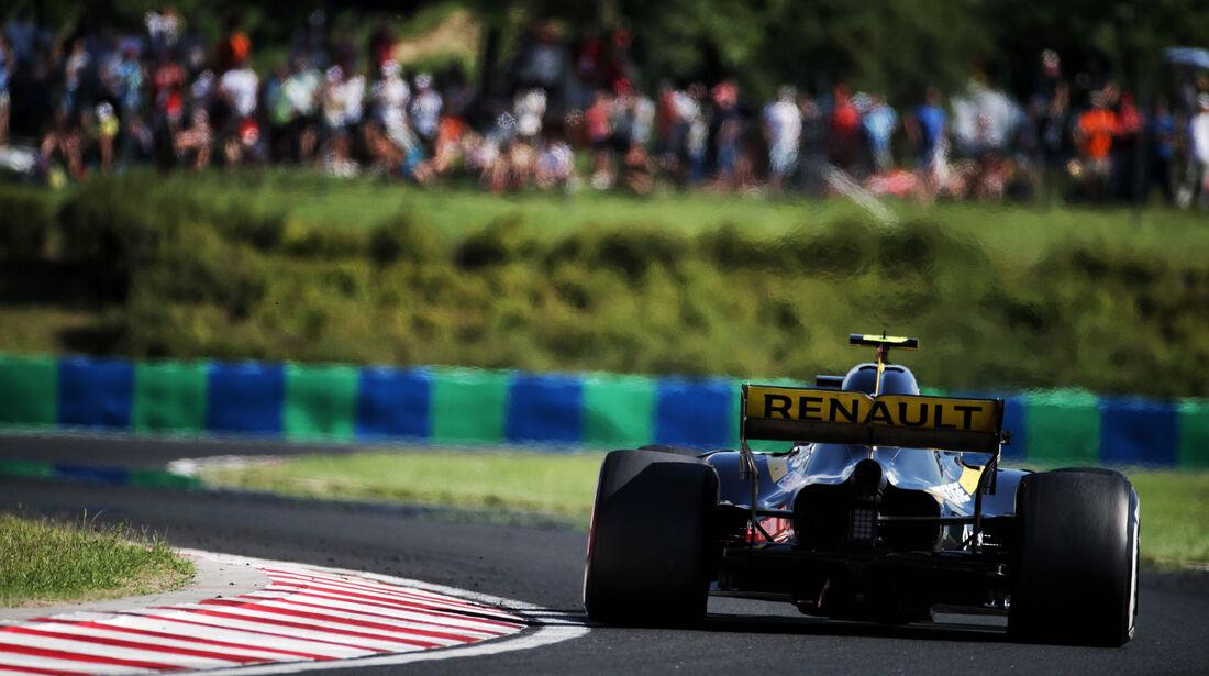 Carlos Sainz - Renault - GP Ungarn 2018 - Budapest - Rennen