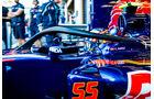 Carlos Sainz - Toro Rosso - Formel 1 - GP Belgien - Spa-Francorchamps - 26. August 2016