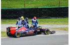 Carlos Sainz - Toro Rosso - Formel 1 - GP Brasilien- 15. November 2015