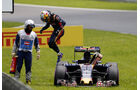 Carlos Sainz - Toro Rosso  - Formel 1 - GP Österreich - 2. Juli 2016