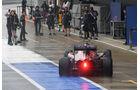 Carlos Sainz - Toro Rosso - Formel 1 - Silverstone-Test - 12. Juli 2016