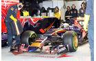 Carlos Sainz - Toro Rosso - Formel 1-Test - Jerez - 3. Februar 2015