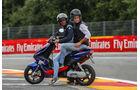 Carlos Sainz - Toro Rosso - GP Belgien - Spa-Francorchamps - Formel 1 - 24. August 2017