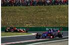 Carlos Sainz - Toro Rosso - GP Ungarn 2017 - Budapest - Rennen