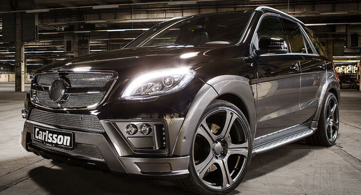 Carlsson CML Royale-REVOX Mercedes ML