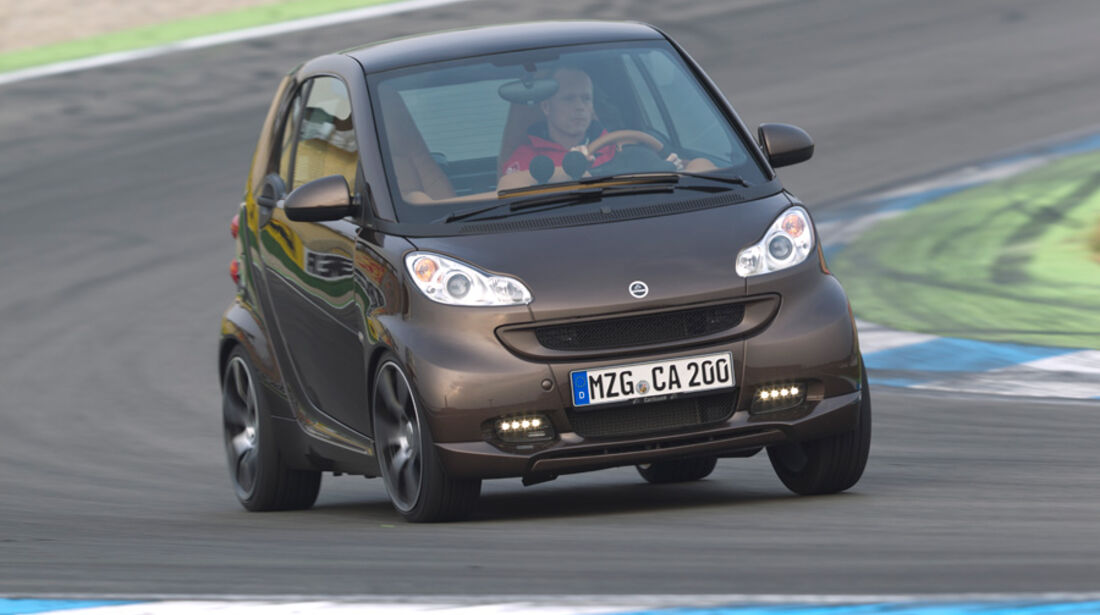Carlsson Smart Fortwo, Front