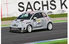 Cartech-Abarth 500 Coppa, Seitenansicht
