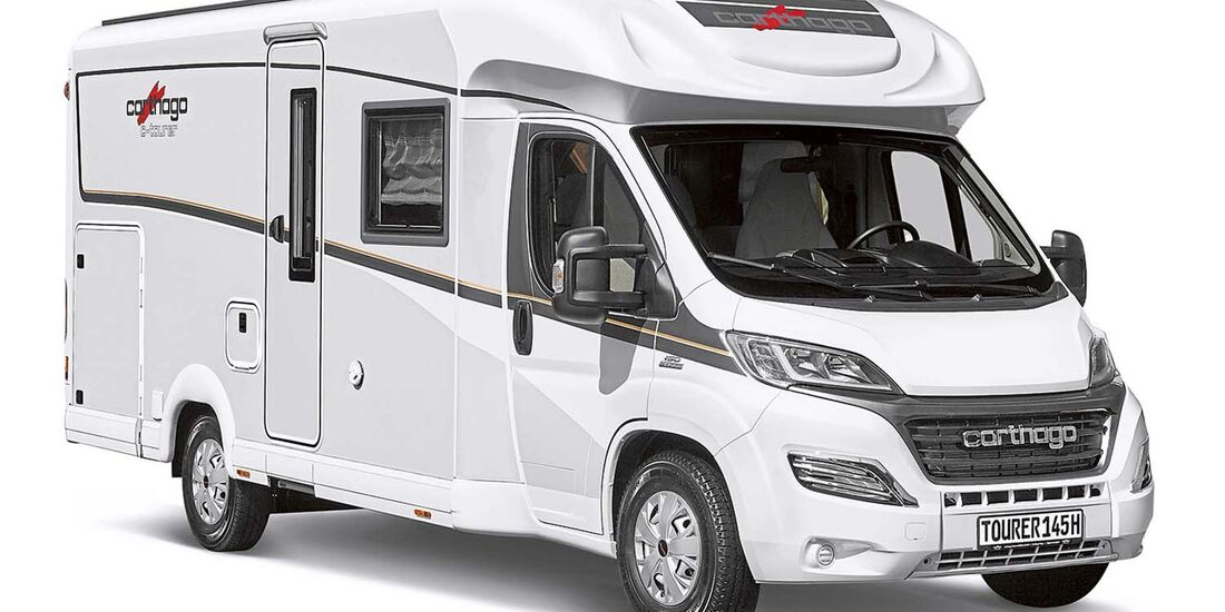Carthago C-Tourer, Caravan Salon 2016