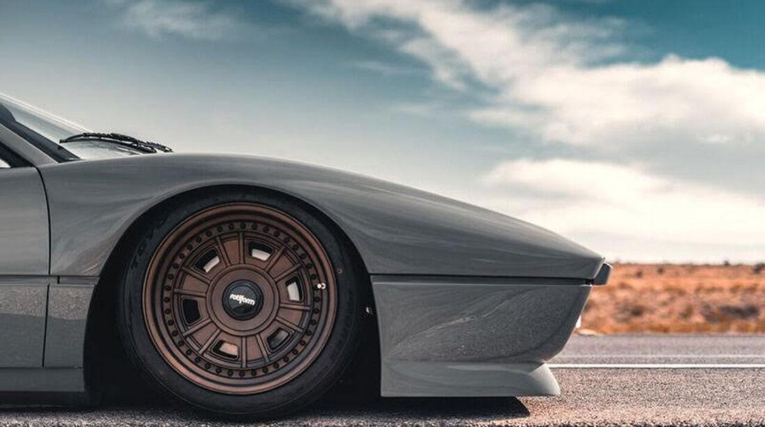 Casil Motors Ferrari 328 BB3X8 FDP Restomod