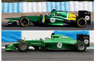 Caterham CT05 - Technik-Analyse - F1 2014