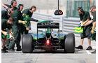 Caterham - Formel 1 - Bahrain - Test - 19. Februar 2014